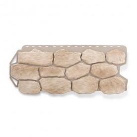 Цокольный сайдинг Альта-Профиль Бутовый камень Нормандский