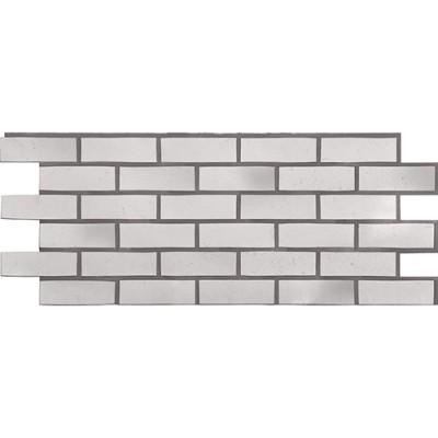 Цокольный сайдинг Docke Berg Серый