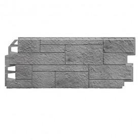 Цокольный сайдинг VOX Solid Sandstone Light Grey