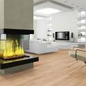 Ламинат Kronostar Home Standart V4 Дуб Беленый D2413