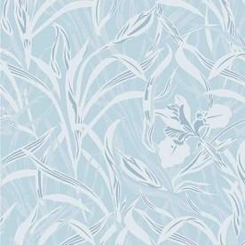 Панели ПВХ Центурион Орхидея голубая №0114-2, 2.5 м