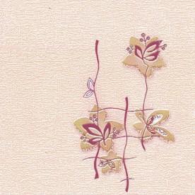 Панели ПВХ Decostar Элеганс New Орхидея розовая 158/1, 2.5 м