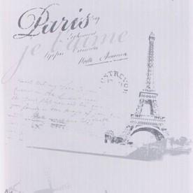 Панели ПВХ Decostar Стандарт Париж серый, 2.5 м