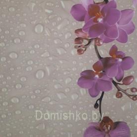 Панели ПВХ Decostar Фьюжн Дикая орхидея, 2.5 м