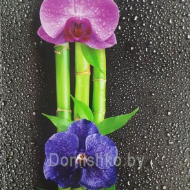 Панели ПВХ Decostar Фьюжн Орхидея, 2.7 м