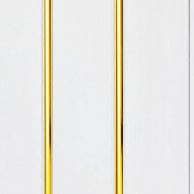 Панели ПВХ Decostar Люкс 2-х секционное Золото