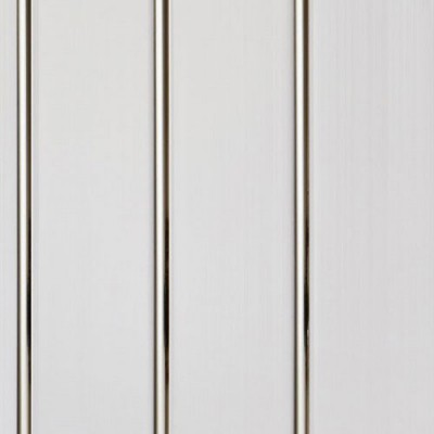 Панели ПВХ Decostar Люкс 3-х секционное Серебро