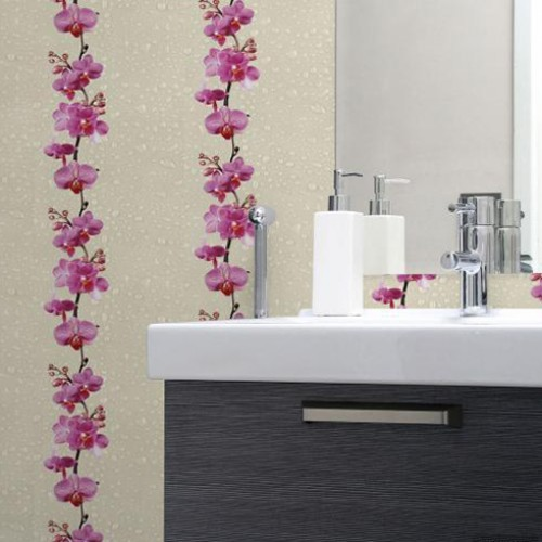 Панели ПВХ Европрофиль Орхидея, 2.7 м