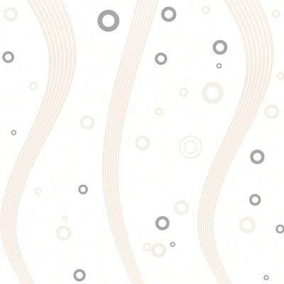 Панели ПВХ Европрофиль Волна белая, 2.7 м