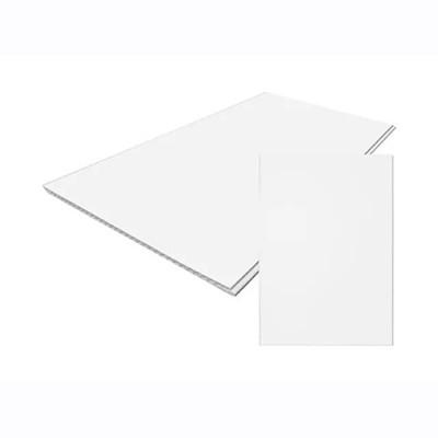 Панели ПВХ Европрофиль Белая матовая, 2.5 м