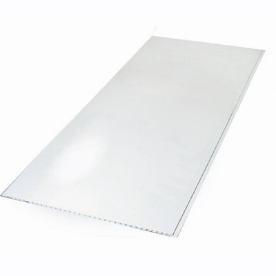 Панели ПВХ Европрофиль Белый лак, 4.0 м