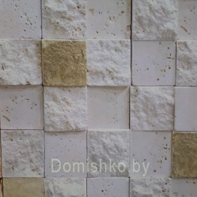 Панели ПВХ Пласт Декор Известняк-628 2,5 м
