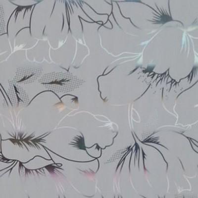 Панели ПВХ Пласт Декор Цветы 2,7 м