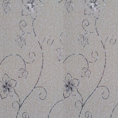 Панели ПВХ Пласт Декор Цветы вьюнок 2,5 м