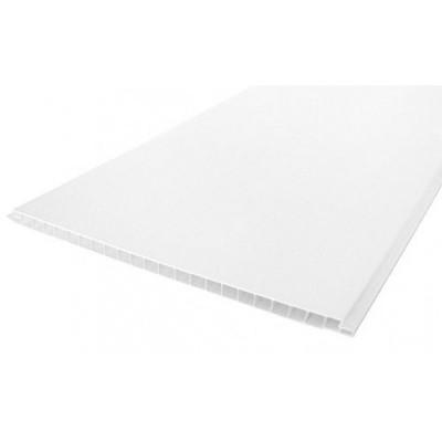 Панели ПВХ VOX Эколайн белый 2.5 м