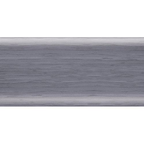 Плинтус напольный ПВХ РосМат Rico Leo Ольха Голубая 107