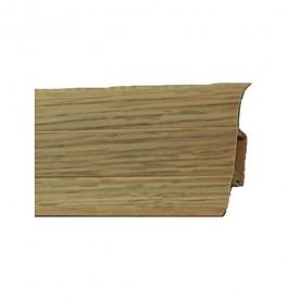 Плинтус напольный ПВХ T-plast Дуб Измир 061