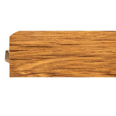 Плинтус напольный ПВХ Vox Magnum Дуб Кантик 806