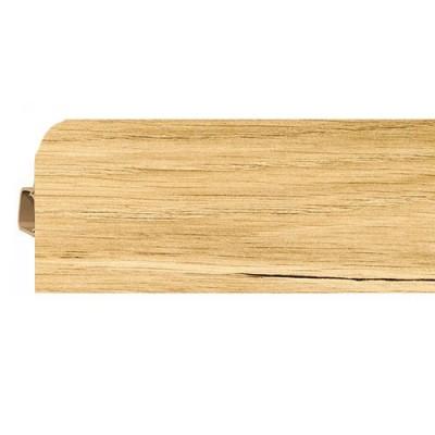 Плинтус напольный ПВХ Vox Magnum Дуб Княжеский 804