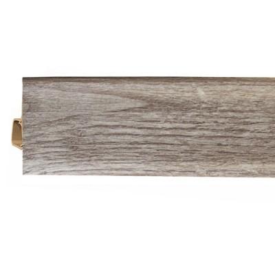 Плинтус напольный ПВХ Vox Smart Flex Африканское Дерево 545