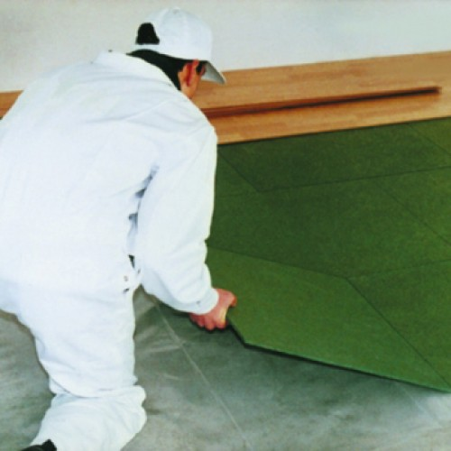 Подложка из древесного волокна 5 мм Steico Underfloor