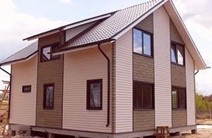 Сайдинг Docke Lux Блок-хаус