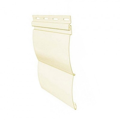 Сайдинг FineBer (Файнбер) BlockHouse Classic Color Слоновая кость