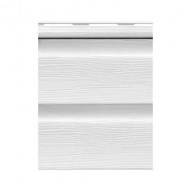 Сайдинг FineBer (Файнбер) Standart Classic Color Белый