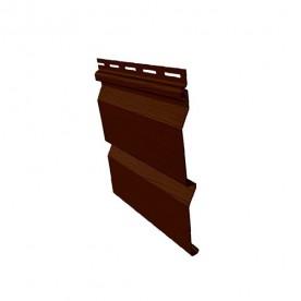 Сайдинг FineBer (Файнбер) Standart Extra Color Темный дуб