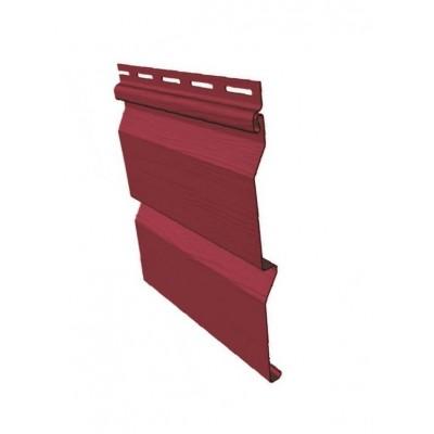 Сайдинг FineBer (Файнбер) Standart Extra Color Бордо