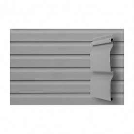 Сайдинг Grand Line Amerika D4 Slim Серый