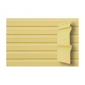 Сайдинг Grand Line Amerika D4 Slim Золотой песок