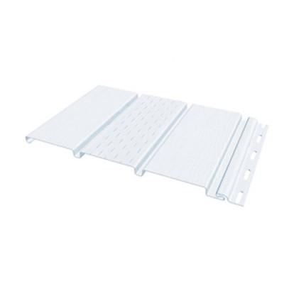 Софит FineBer (Файнбер) Classic Color Белый с перфорацией