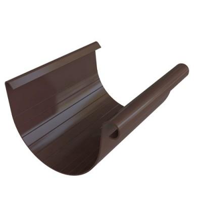 Желоб Альта-Профиль Элит коричневый 3 м.