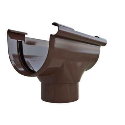 Воронка Альта-Профиль Элит 82 мм. коричневая