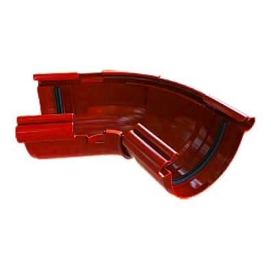 Угол желоба Альта-Профиль Элит 120-145° красный