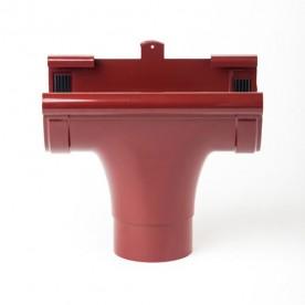 Воронка Альта-Профиль Элит 82 мм. красная