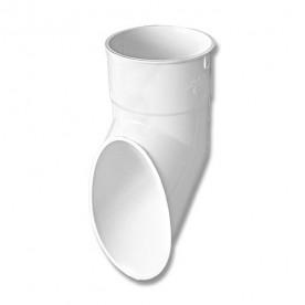 Слив трубы Альта-Профиль Стандарт белый