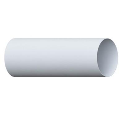 Труба водосточная Альта-Профиль Стандарт белая 3 м.