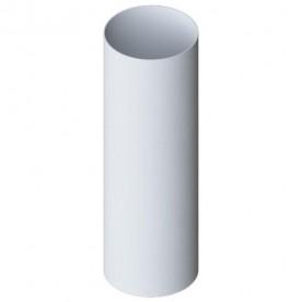 Труба водосточная Альта-Профиль Стандарт белая 4 м.
