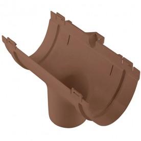 Воронка Альта-Профиль Стандарт Воронка 74 мм коричневая