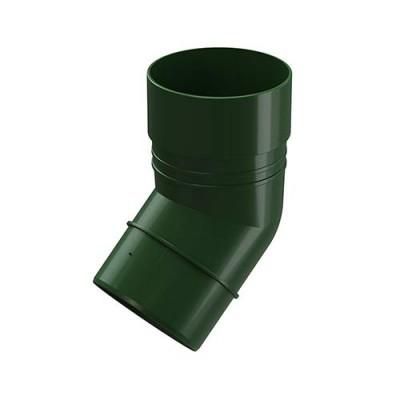 Колено Docke Dacha 45° зеленое