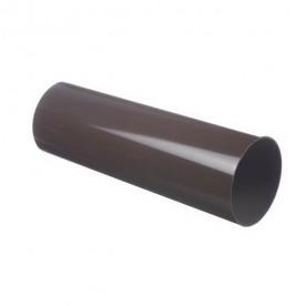 Труба Docke Lux 3 м шоколад