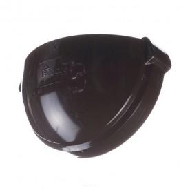 Заглушка желоба Docke Lux шоколад