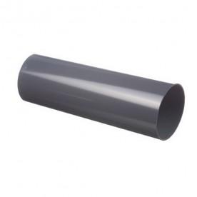 Труба Docke Lux 1 м графит