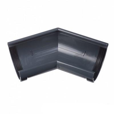 Элемент угловой Docke Lux 135° графит