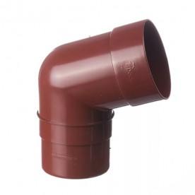 Колено Docke Premium 72° гранат