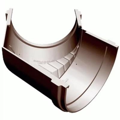 Элемент угловой Docke Premium 135° шоколад