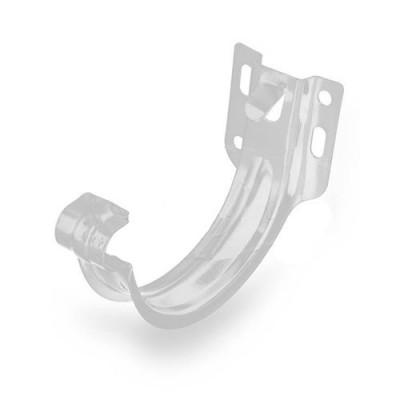 Кронштейн короткий металлический Galeco 130/100 белый