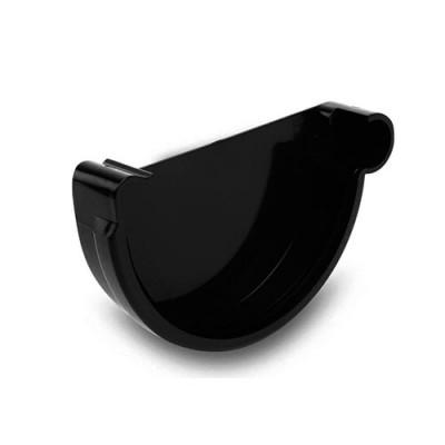 Заглушка внешняя правая Galeco ПВХ 130/100 черная